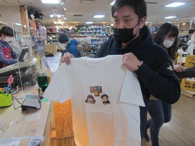 ゴトウマキエさんご来店イベント、盛況でした^ー^_d0198793_09315206.jpg