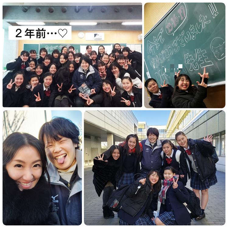 卒業生ちゃん、現役ちゃん、お姉ちゃん達の桜…_d0224894_08120165.jpg
