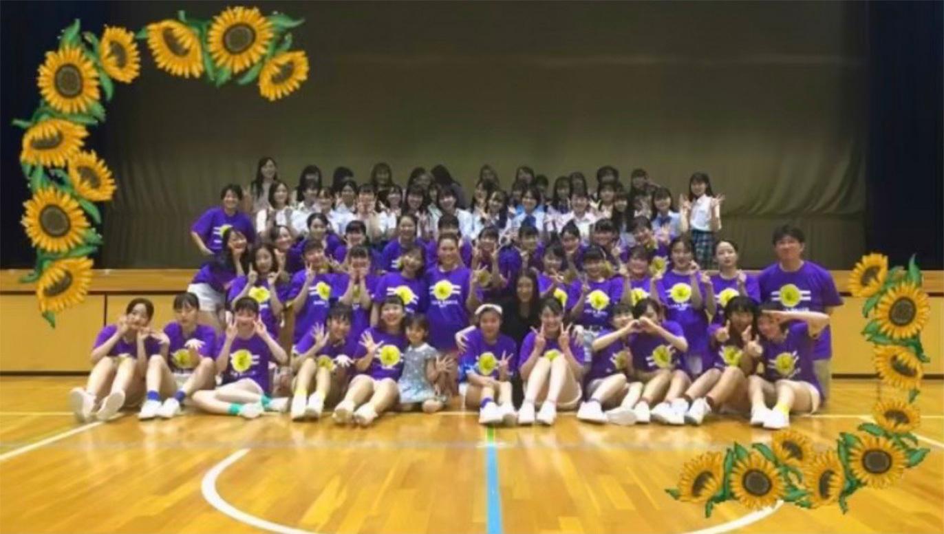 卒業生ちゃん、現役ちゃん、お姉ちゃん達の桜…_d0224894_08294213.jpg