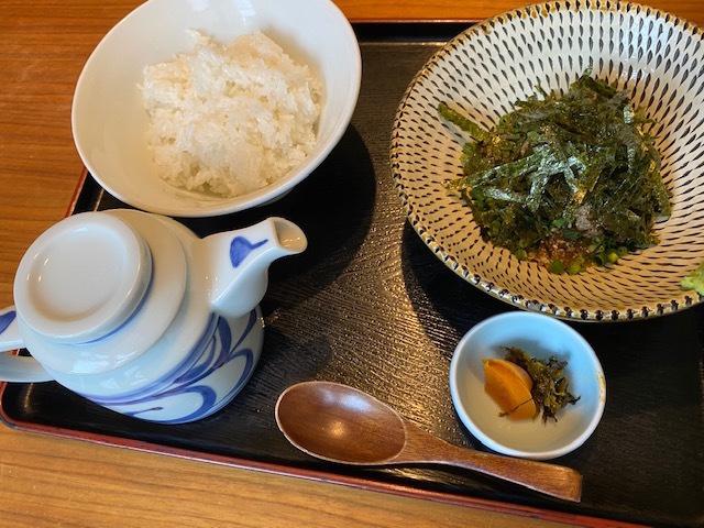 鯛茶漬けby博多一刻堂ランチ_f0232994_15243543.jpg