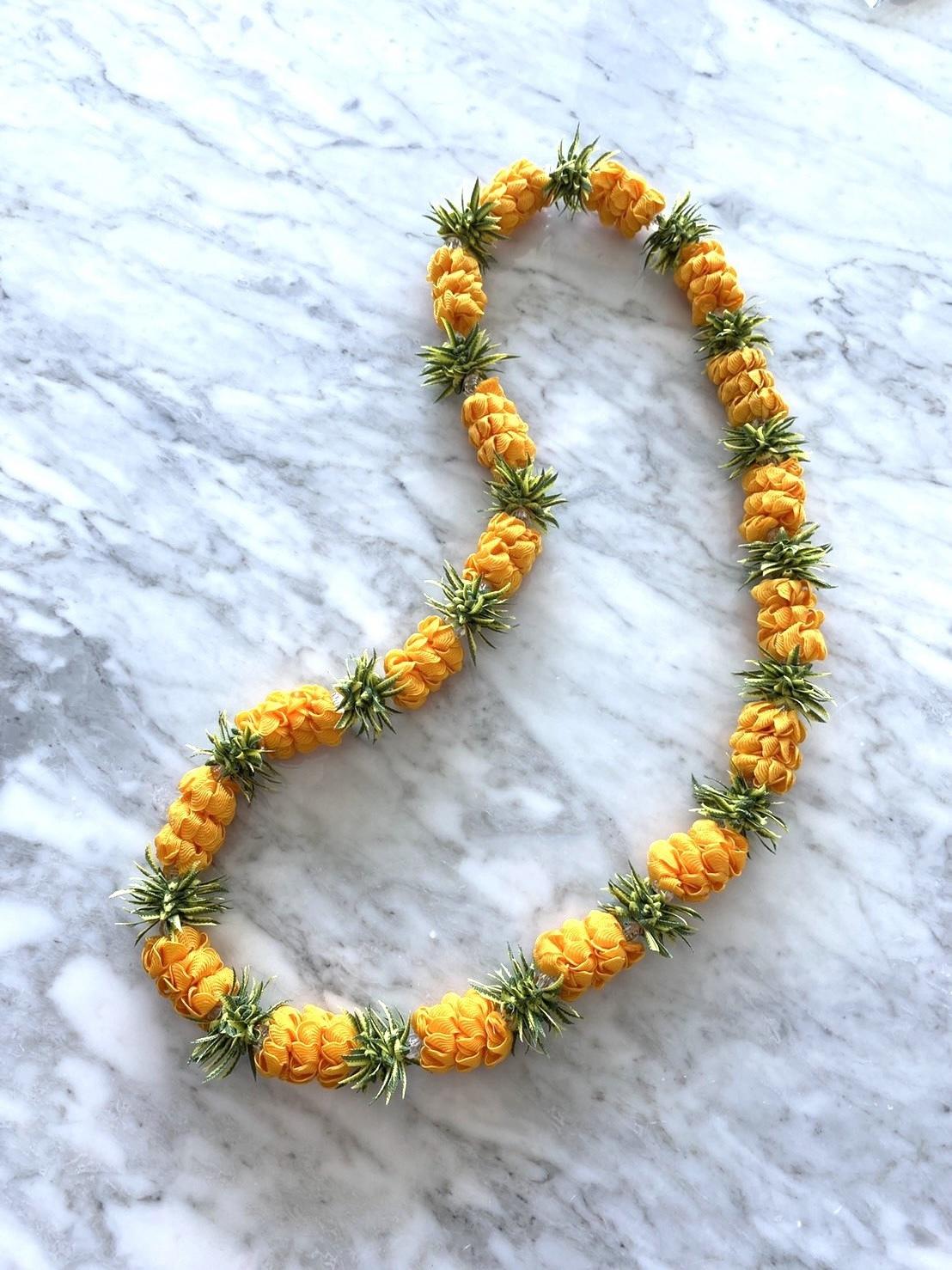 【モアナコア リボンカレッジ】 メイド ウィズ アロハ パイナップル  Made With Aloha Pineapple_c0196240_15185078.jpeg