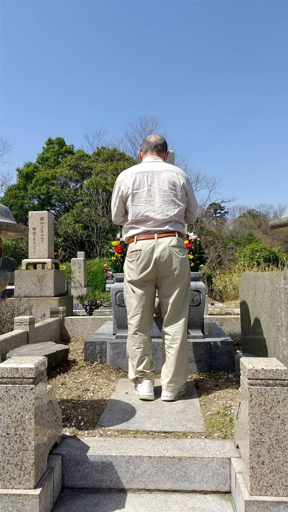 お墓参り(兵庫 神戸)_b0279441_15390256.jpg
