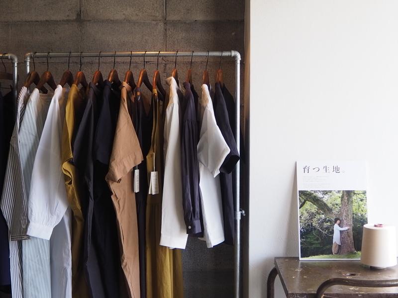 4/1(木)~30(金)までの期間限定でHUIS.の遠州織物の服を販売いたします_b0173176_13570749.jpg