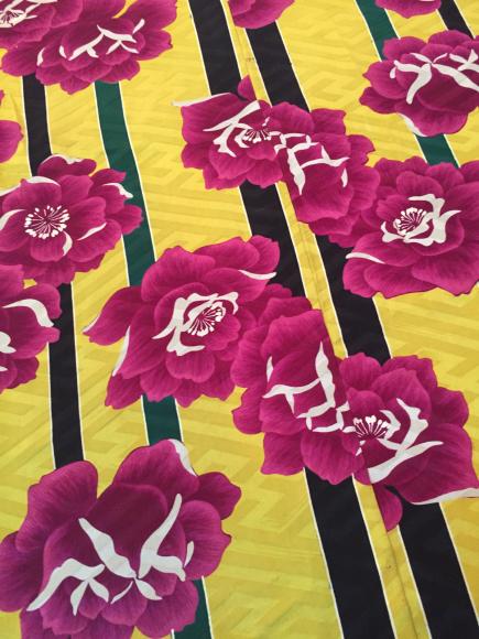 4/3より!「空フル〜カラフル〜vol.18in目黒不動前」逸品!ストライプに薔薇着物×紫ダリヤ帯♪販売商品13_c0321302_15120384.jpg