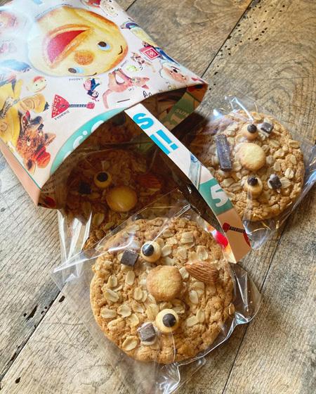 美味しいまんまるぱんと、くまときつね。〜三良坂平和美術館『Yoko-Bon\'s World !』〜_d0077603_08575692.jpg