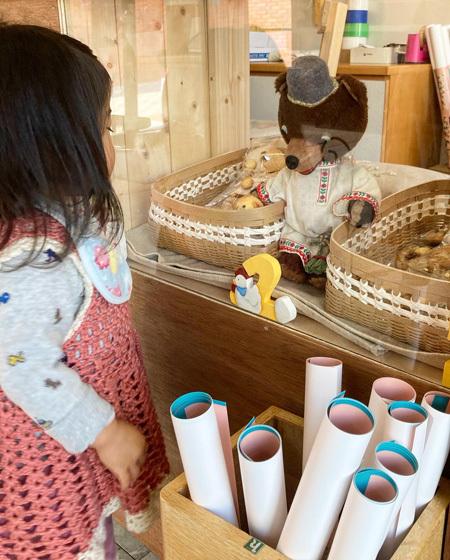 美味しいまんまるぱんと、くまときつね。〜三良坂平和美術館『Yoko-Bon\'s World !』〜_d0077603_08580297.jpg