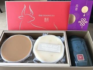 新年度!新スタート!香港の縁起物「年糕」で、今年の験を担ぐ☆Chinese New Year\'s Cake From Peninsula Hotel_f0371533_12161646.jpg