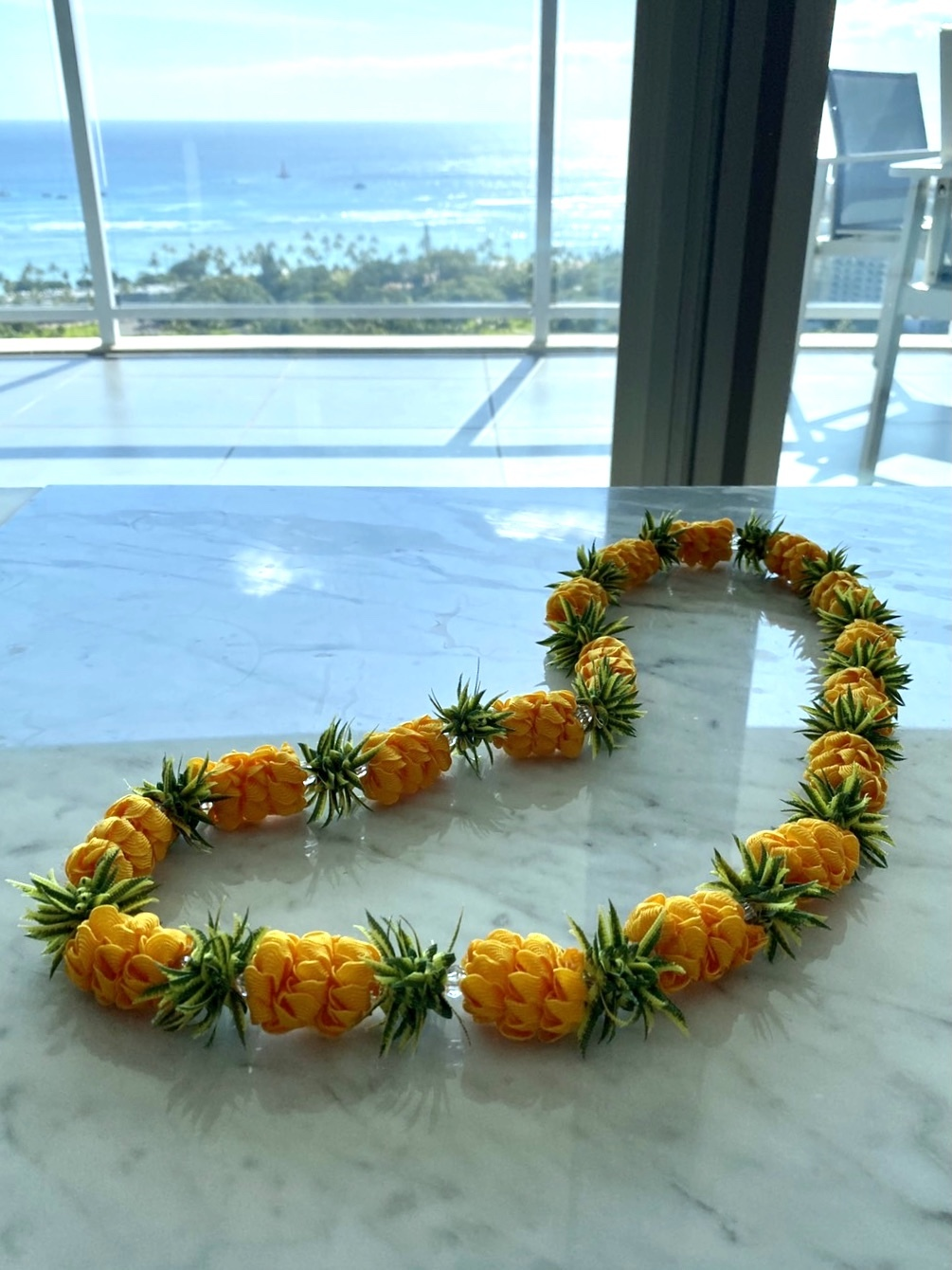 【モアナコア リボンカレッジ】 メイド ウィズ アロハ パイナップル  Made With Aloha Pineapple_c0196240_10414470.jpeg