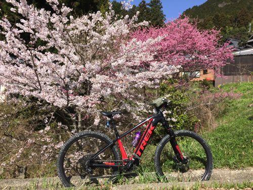 久しぶり e-Bike でお出かけ_d0144550_16103830.jpg