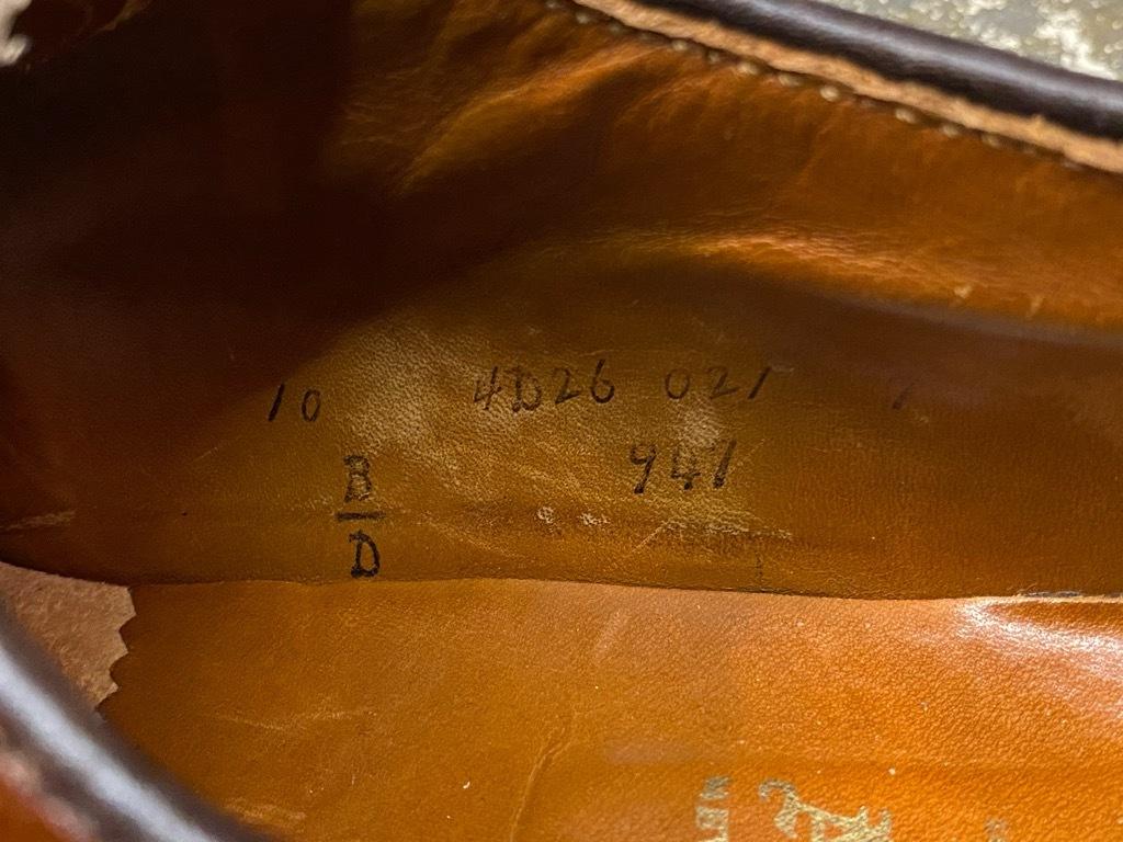 4月3日(土)マグネッツ大阪店スーペリア入荷日‼#5 LeatherShoes編!! Alden,Johnston&Murphy,AllenEdmonds,STAFFORD!!_c0078587_15010389.jpg