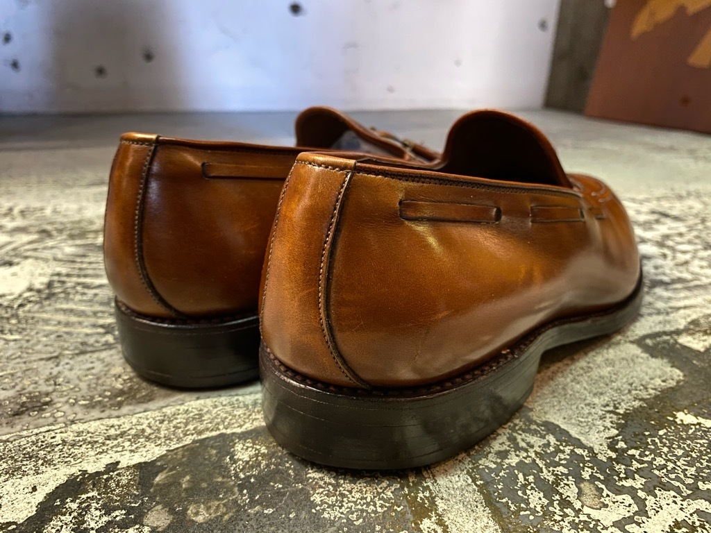 4月3日(土)マグネッツ大阪店スーペリア入荷日‼#5 LeatherShoes編!! Alden,Johnston&Murphy,AllenEdmonds,STAFFORD!!_c0078587_15424188.jpg