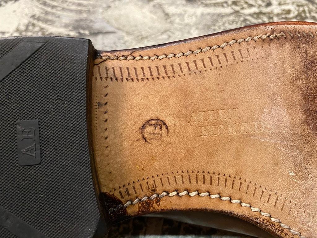 4月3日(土)マグネッツ大阪店スーペリア入荷日‼#5 LeatherShoes編!! Alden,Johnston&Murphy,AllenEdmonds,STAFFORD!!_c0078587_15424690.jpg