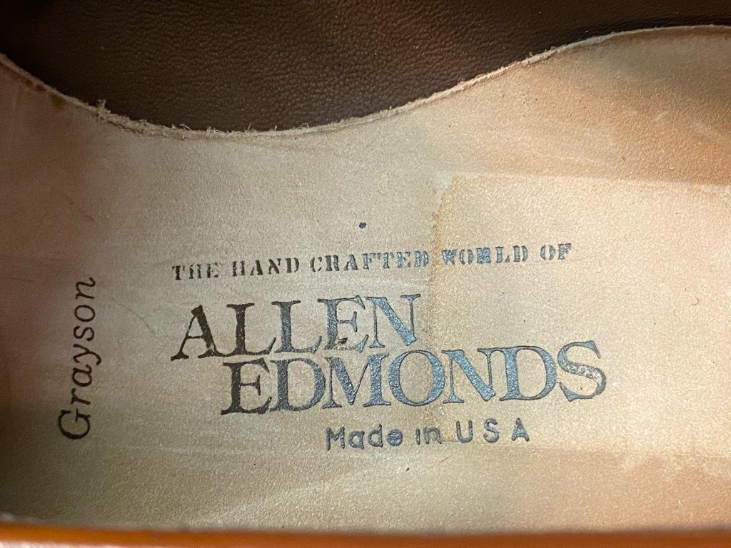 4月3日(土)マグネッツ大阪店スーペリア入荷日‼#5 LeatherShoes編!! Alden,Johnston&Murphy,AllenEdmonds,STAFFORD!!_c0078587_15424813.jpg