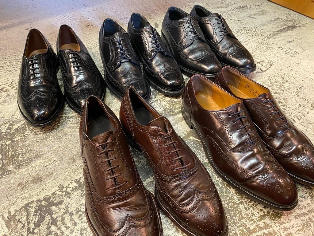 4月3日(土)マグネッツ大阪店スーペリア入荷日‼#5 LeatherShoes編!! Alden,Johnston&Murphy,AllenEdmonds,STAFFORD!!_c0078587_15450251.jpg