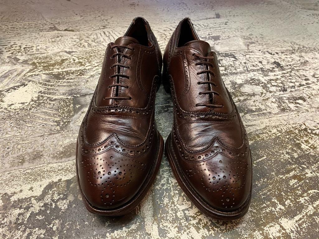 4月3日(土)マグネッツ大阪店スーペリア入荷日‼#5 LeatherShoes編!! Alden,Johnston&Murphy,AllenEdmonds,STAFFORD!!_c0078587_15450929.jpg