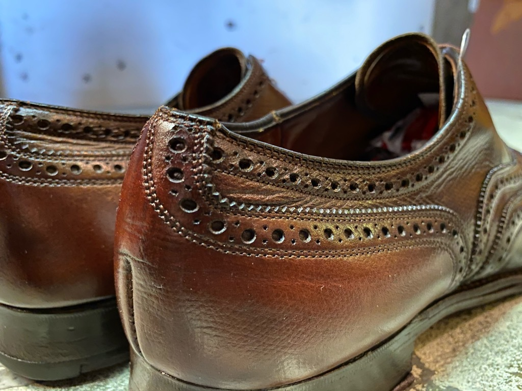 4月3日(土)マグネッツ大阪店スーペリア入荷日‼#5 LeatherShoes編!! Alden,Johnston&Murphy,AllenEdmonds,STAFFORD!!_c0078587_15452002.jpg