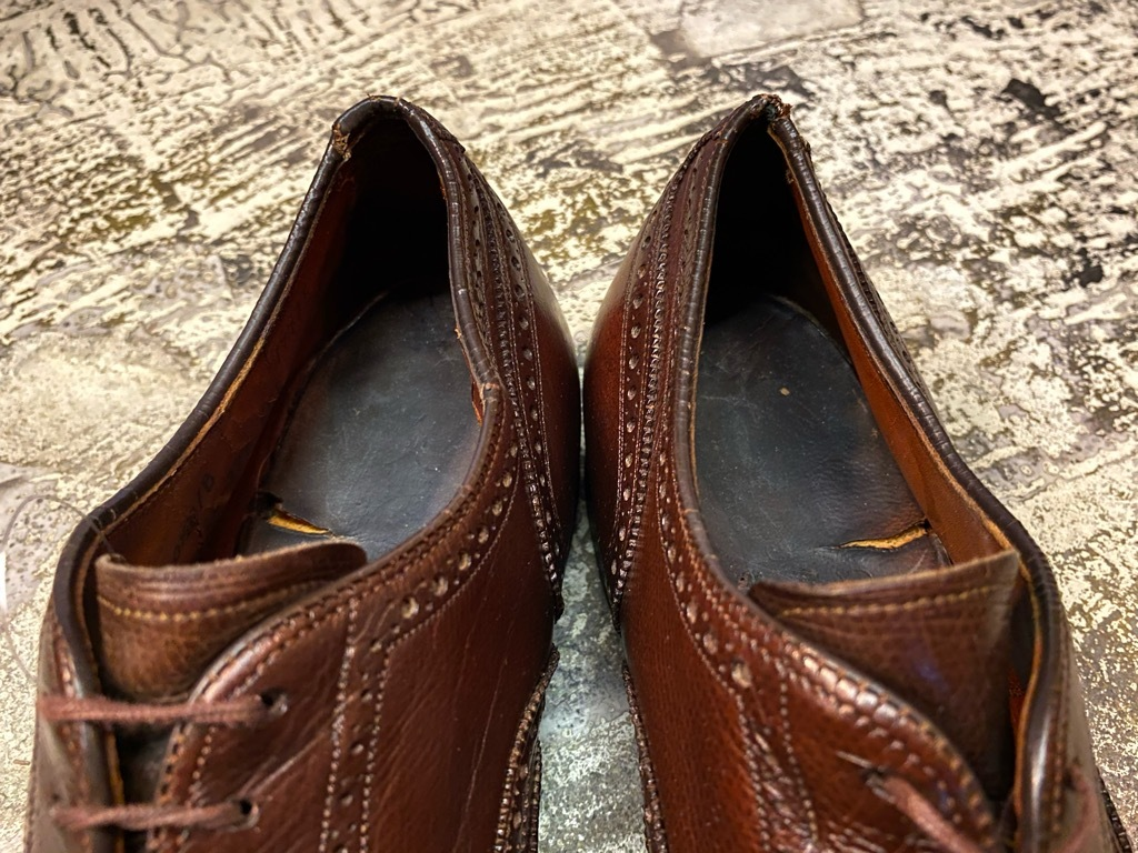 4月3日(土)マグネッツ大阪店スーペリア入荷日‼#5 LeatherShoes編!! Alden,Johnston&Murphy,AllenEdmonds,STAFFORD!!_c0078587_15452294.jpg
