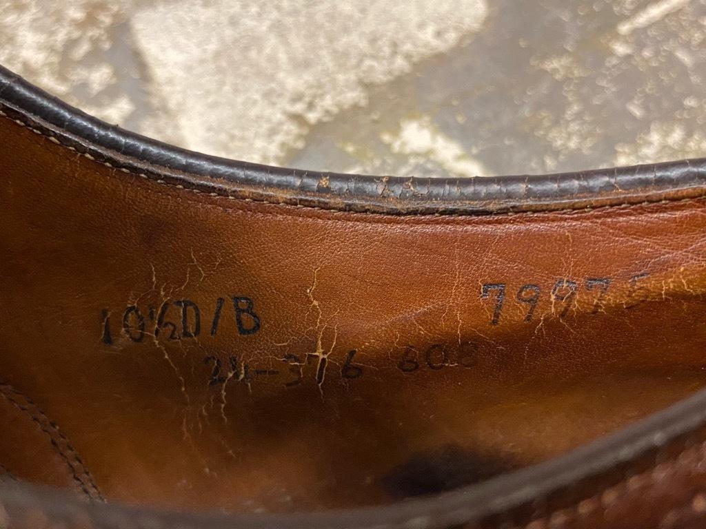 4月3日(土)マグネッツ大阪店スーペリア入荷日‼#5 LeatherShoes編!! Alden,Johnston&Murphy,AllenEdmonds,STAFFORD!!_c0078587_15452790.jpg