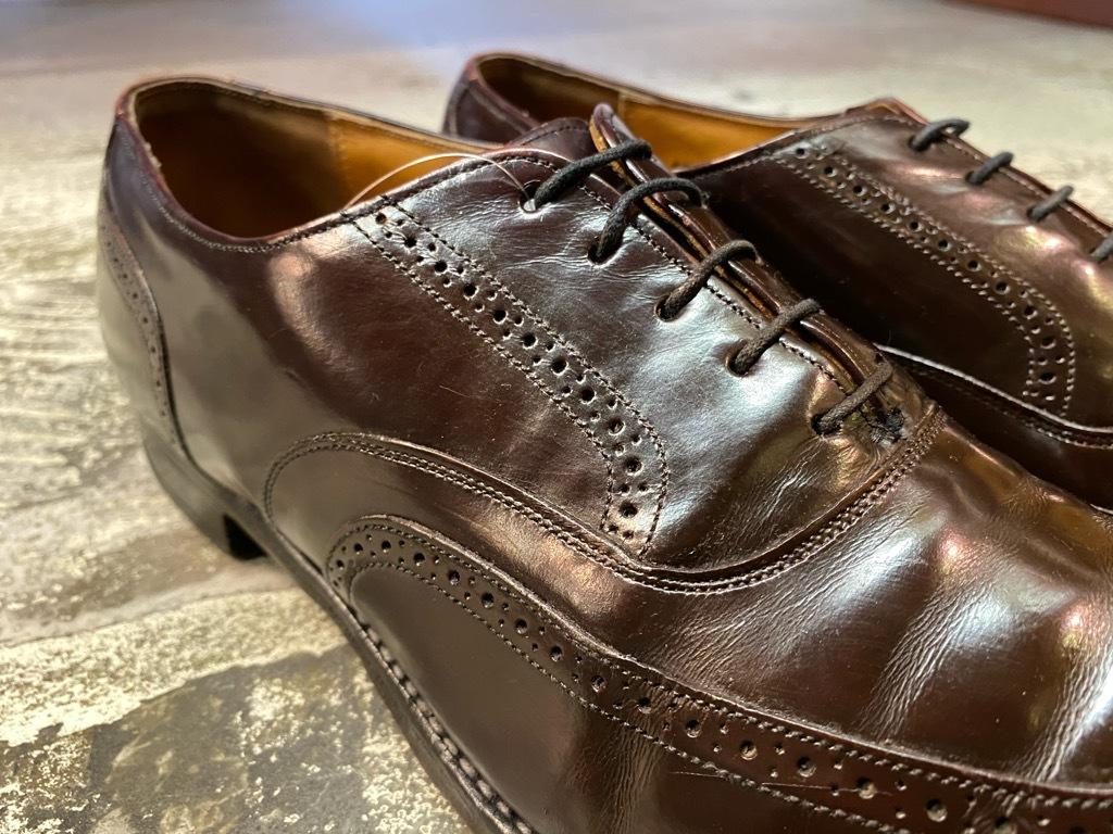 4月3日(土)マグネッツ大阪店スーペリア入荷日‼#5 LeatherShoes編!! Alden,Johnston&Murphy,AllenEdmonds,STAFFORD!!_c0078587_16131931.jpg