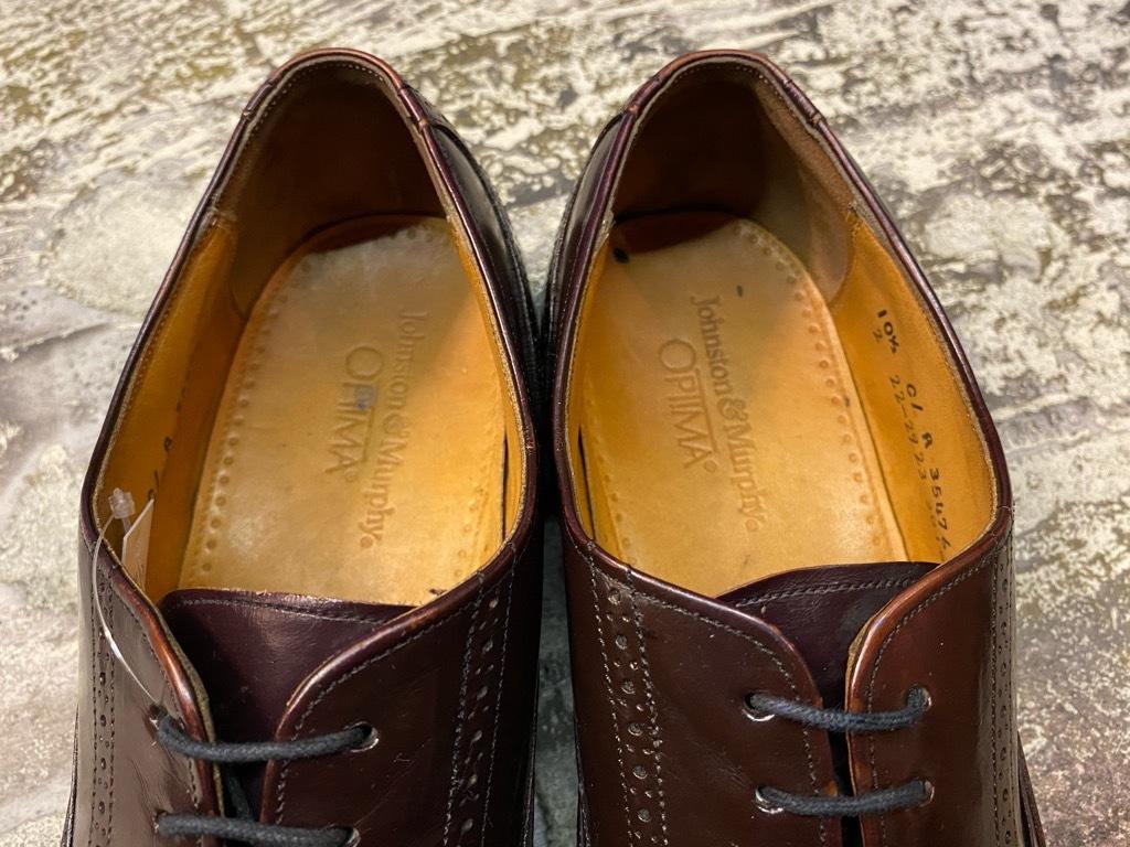 4月3日(土)マグネッツ大阪店スーペリア入荷日‼#5 LeatherShoes編!! Alden,Johnston&Murphy,AllenEdmonds,STAFFORD!!_c0078587_16132281.jpg