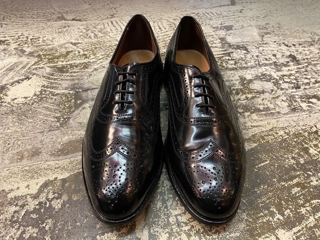 4月3日(土)マグネッツ大阪店スーペリア入荷日‼#5 LeatherShoes編!! Alden,Johnston&Murphy,AllenEdmonds,STAFFORD!!_c0078587_16135985.jpg