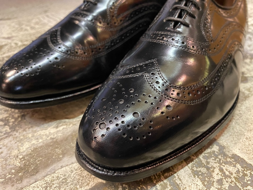 4月3日(土)マグネッツ大阪店スーペリア入荷日‼#5 LeatherShoes編!! Alden,Johnston&Murphy,AllenEdmonds,STAFFORD!!_c0078587_16140653.jpg