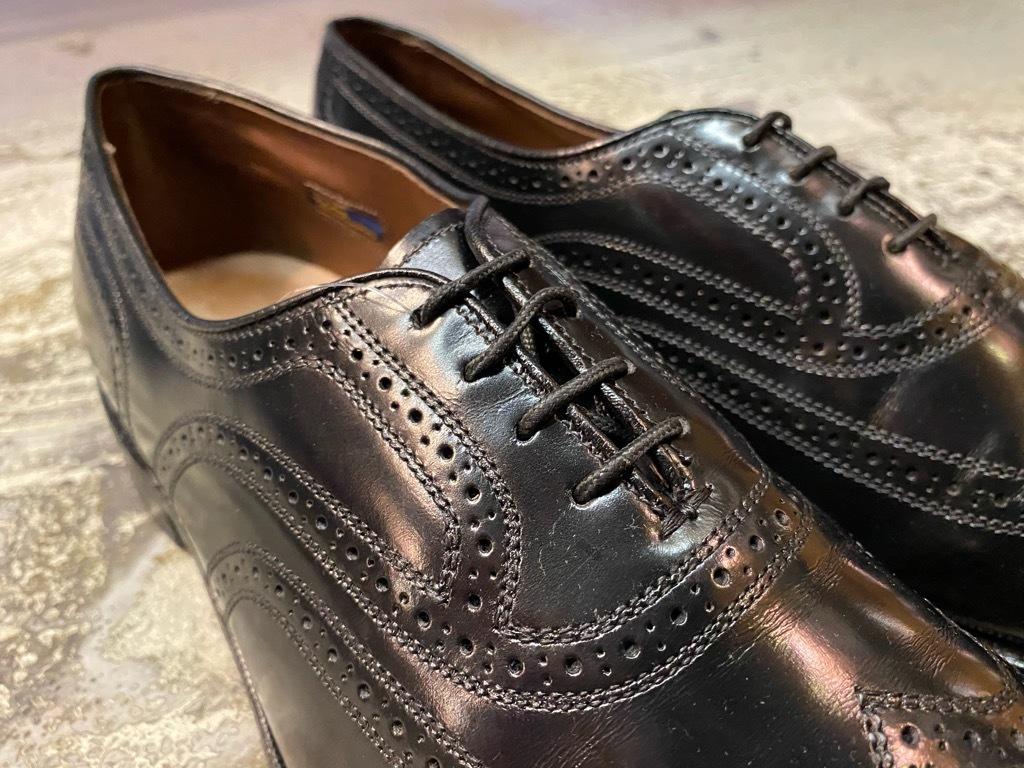 4月3日(土)マグネッツ大阪店スーペリア入荷日‼#5 LeatherShoes編!! Alden,Johnston&Murphy,AllenEdmonds,STAFFORD!!_c0078587_16140892.jpg