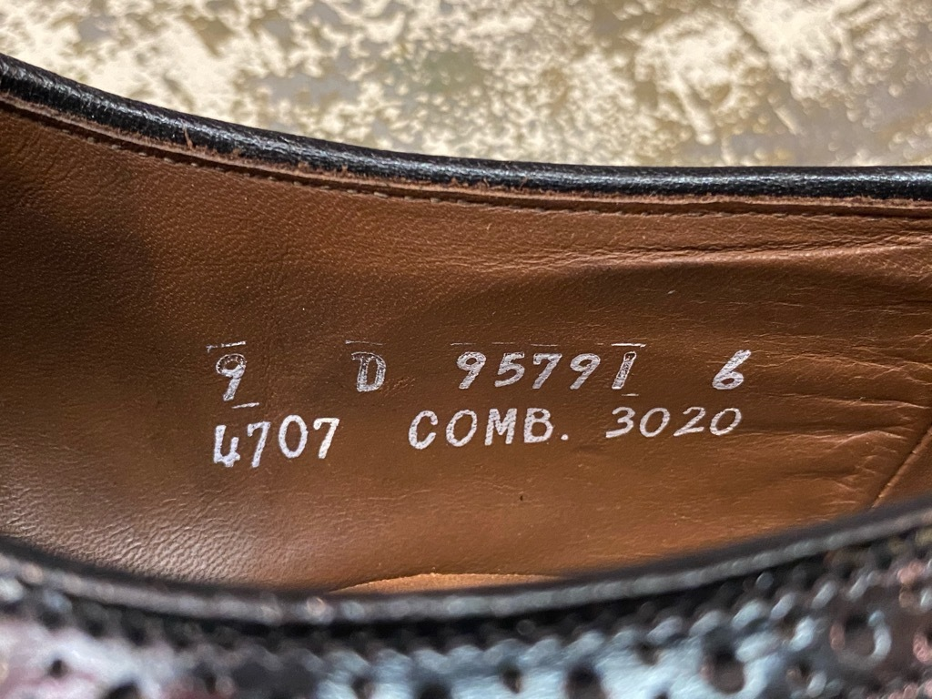 4月3日(土)マグネッツ大阪店スーペリア入荷日‼#5 LeatherShoes編!! Alden,Johnston&Murphy,AllenEdmonds,STAFFORD!!_c0078587_16141638.jpg