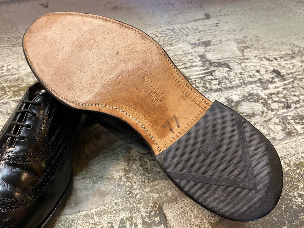4月3日(土)マグネッツ大阪店スーペリア入荷日‼#5 LeatherShoes編!! Alden,Johnston&Murphy,AllenEdmonds,STAFFORD!!_c0078587_16142490.jpg
