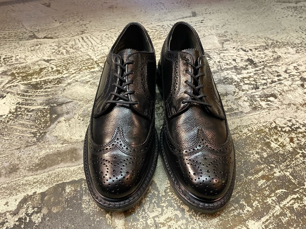 4月3日(土)マグネッツ大阪店スーペリア入荷日‼#5 LeatherShoes編!! Alden,Johnston&Murphy,AllenEdmonds,STAFFORD!!_c0078587_16381514.jpg