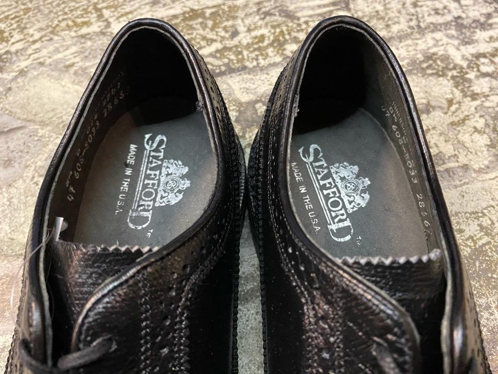 4月3日(土)マグネッツ大阪店スーペリア入荷日‼#5 LeatherShoes編!! Alden,Johnston&Murphy,AllenEdmonds,STAFFORD!!_c0078587_16382976.jpg