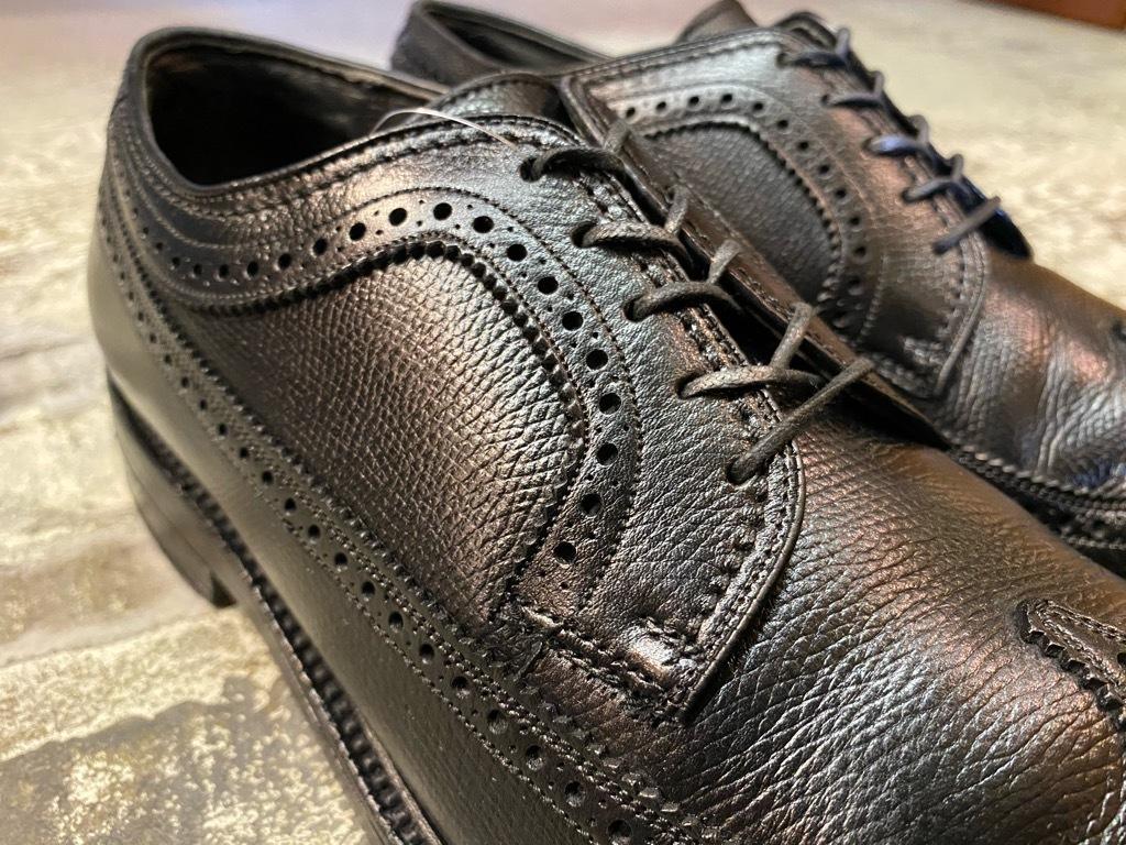 4月3日(土)マグネッツ大阪店スーペリア入荷日‼#5 LeatherShoes編!! Alden,Johnston&Murphy,AllenEdmonds,STAFFORD!!_c0078587_16391360.jpg
