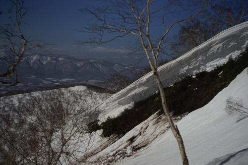 フィールドレポート 雷電山 BC_d0198793_17025906.jpg