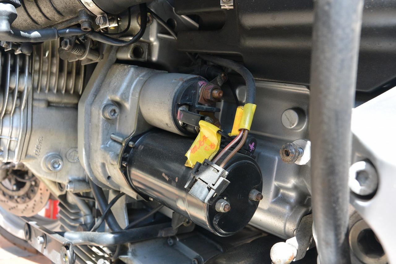 BMW R1100RSホールセンサー修理 そして・・・・・・・_a0330739_12313031.jpg