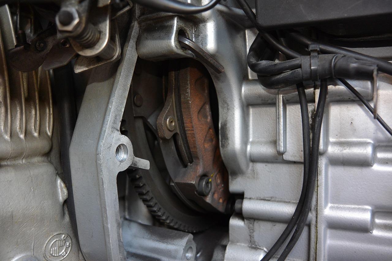 BMW R1100RSホールセンサー修理 そして・・・・・・・_a0330739_12324987.jpg