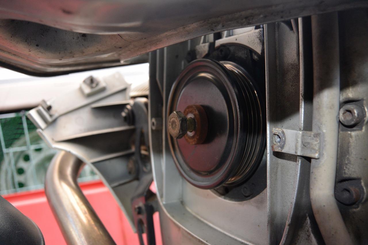BMW R1100RSホールセンサー修理 そして・・・・・・・_a0330739_12375185.jpg