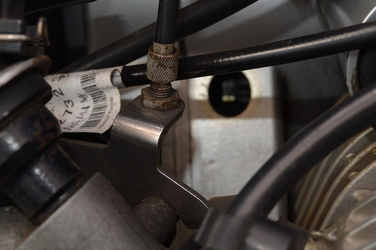 BMW R1100RSホールセンサー修理 そして・・・・・・・_a0330739_12380238.jpg