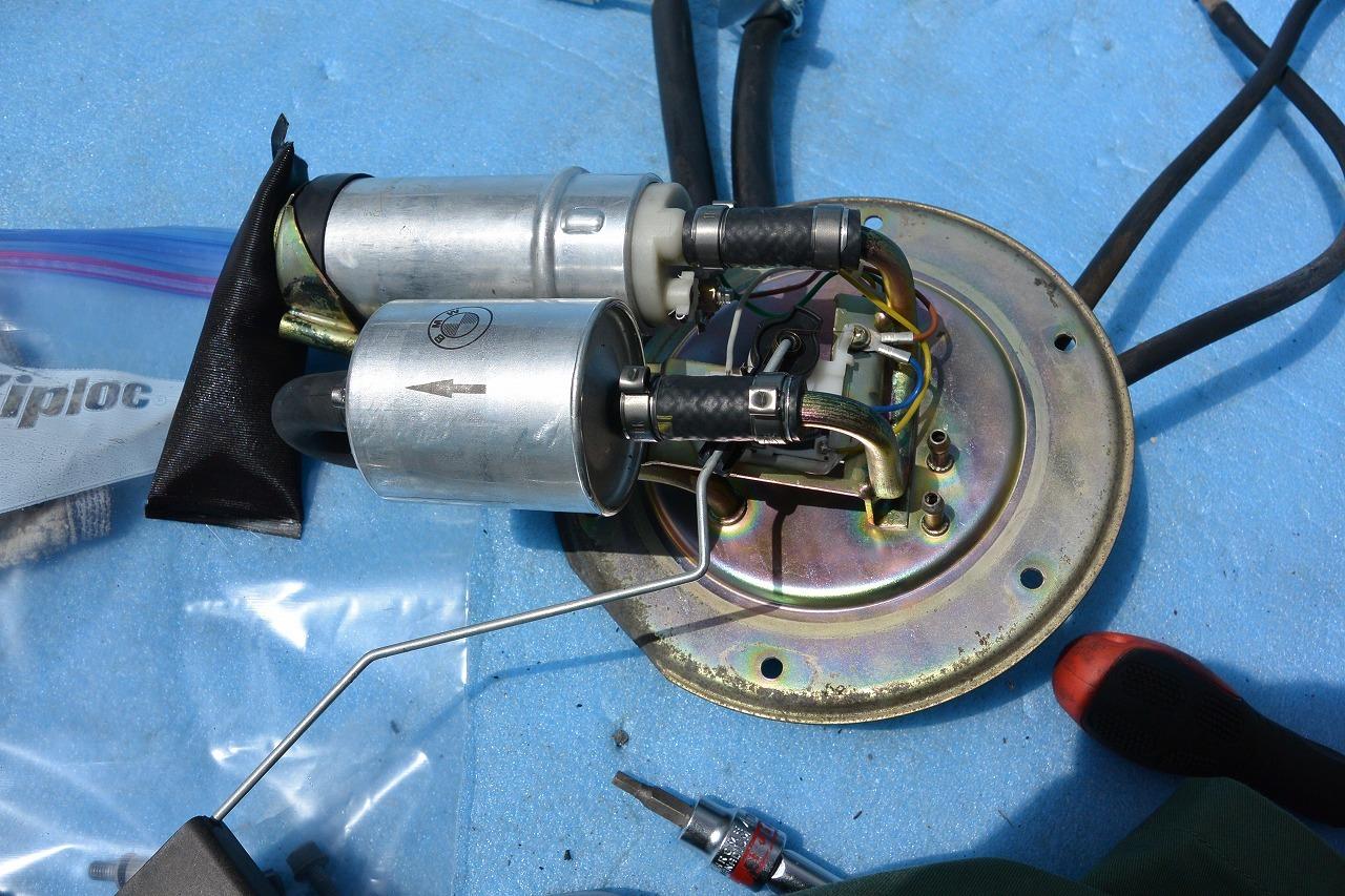 BMW R1100RSホールセンサー修理 そして・・・・・・・_a0330739_12542200.jpg
