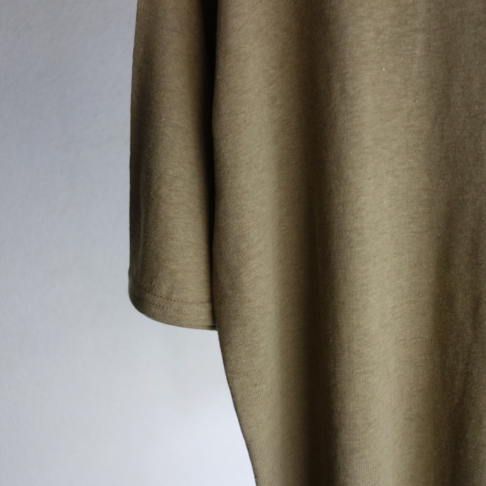 6月の製作 / DA cotton-belgiumlinen halfsleeve_e0130546_14335133.jpg
