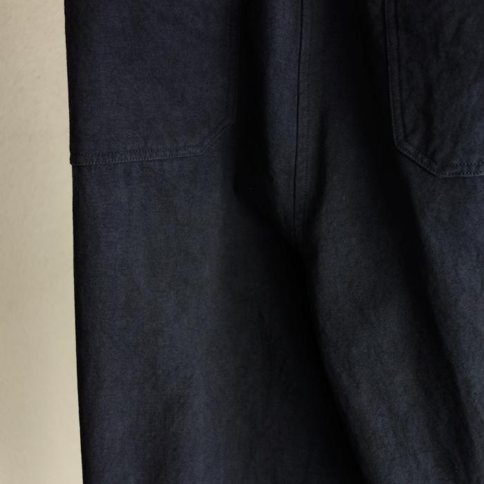 6月の製作 / tanker work cotton-linen pants / 別注品_e0130546_15544688.jpg