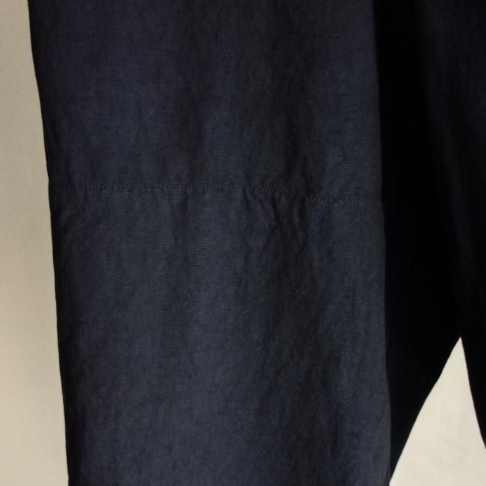 6月の製作 / tanker work cotton-linen pants / 別注品_e0130546_15545572.jpg