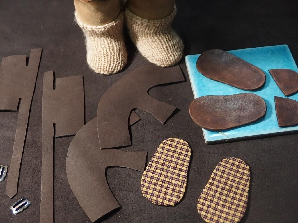 靴とスリップ_d0079147_16335617.jpg
