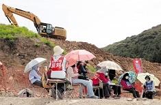 石木ダム建設工事強行への抗議_f0197754_01024344.jpg