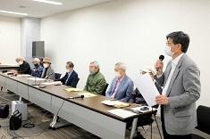 石木ダム建設工事強行への抗議_f0197754_01024876.jpg