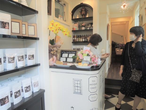 紅茶専門店ChaTeaオープン!_f0365954_07581244.jpg