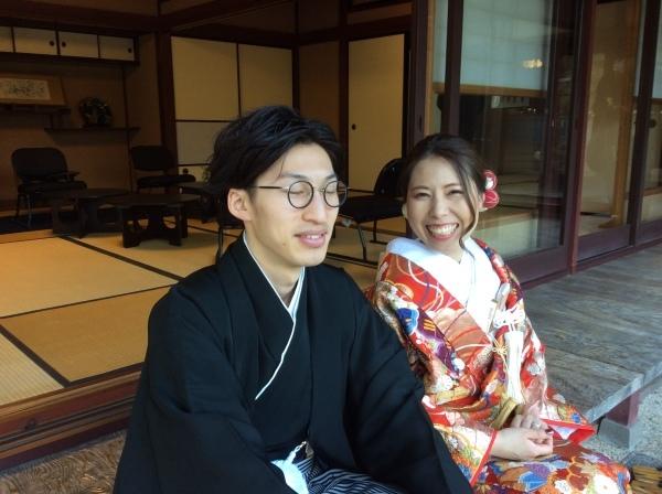 """4月3日""""結婚式の前撮り""""が「芭蕉の館」でありました。_f0289632_21133515.jpg"""