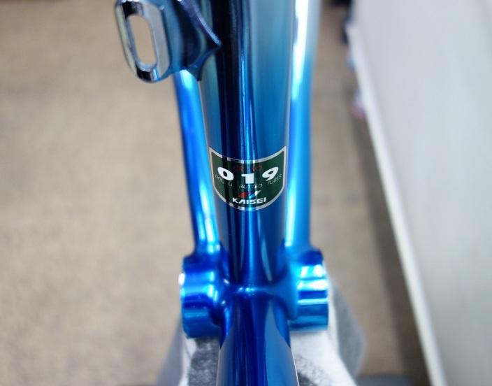 MBK クラブスポーツ カーボンフォーク仕様 サイズ:535mm ロードバイクPROKU_b0225442_18310842.jpg