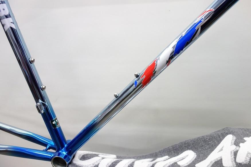MBK クラブスポーツ カーボンフォーク仕様 サイズ:535mm ロードバイクPROKU_b0225442_18313184.jpg