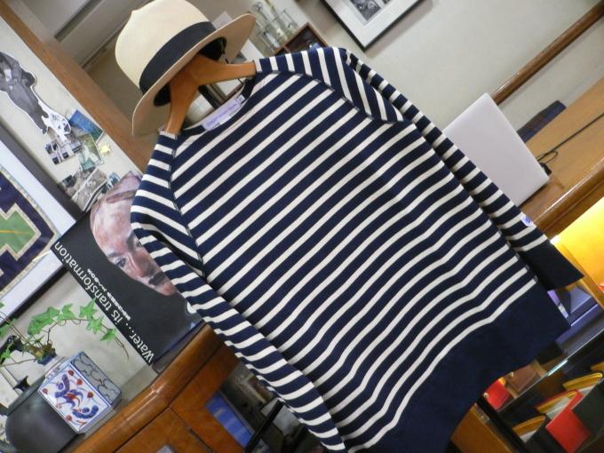 Glacon バスクシャツが入りました・・_d0060944_16130879.jpg