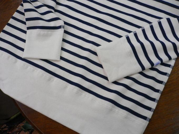 Glacon バスクシャツが入りました・・_d0060944_16175994.jpg